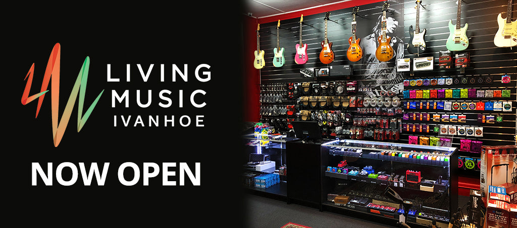 NEWS: Living Music Ivanhoe is Now Open!