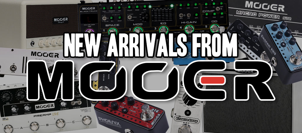 13 Brand New Arrivals From MOOER
