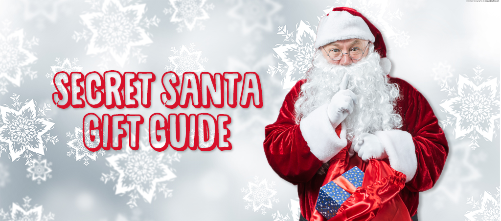 GIFT IDEAS: Secret Santa Gift Guide - Gifts Under $20, $30 and $60!