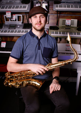 Alex Ristovski: Saxophone, Flute and Clarinet Teacher