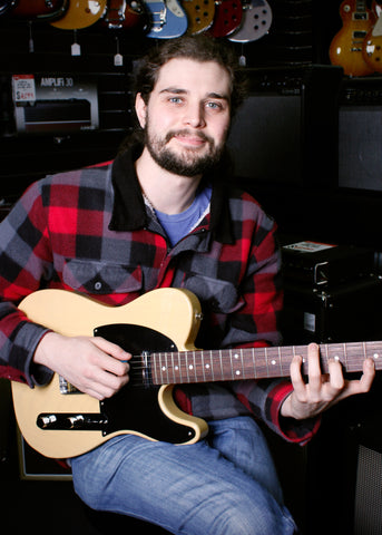 Eddy Mountain: Guitar, Bass and Ukulele Teacher