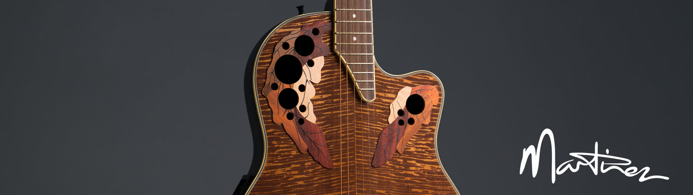 MARTINEZ GUITARS
