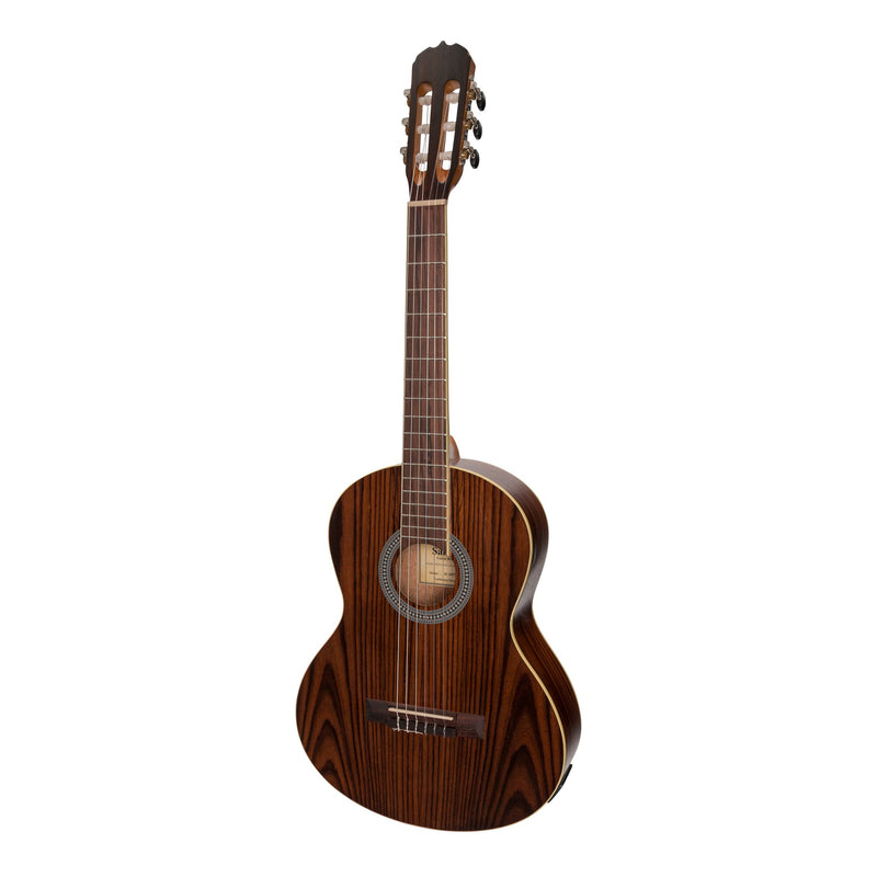 SC-36ET-RWD-Sanchez SC-36ET 3/4 Student Classical Guitar with Pickup (Rosewood)-Living Music