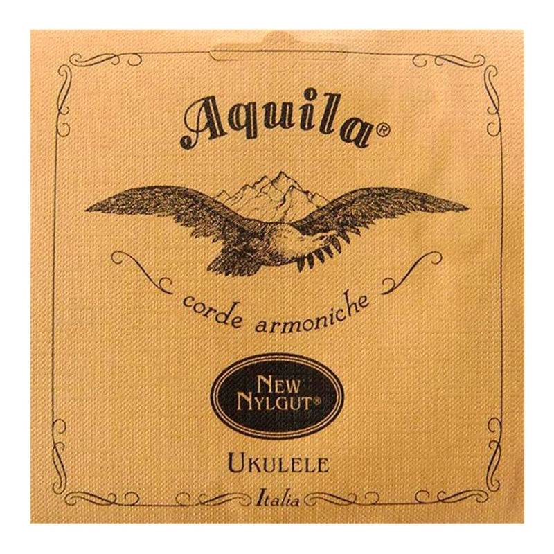AQUILA-42U-Aquila 42U Nylgut Banjo Ukulele Strings (Regular Tuning)-Living Music