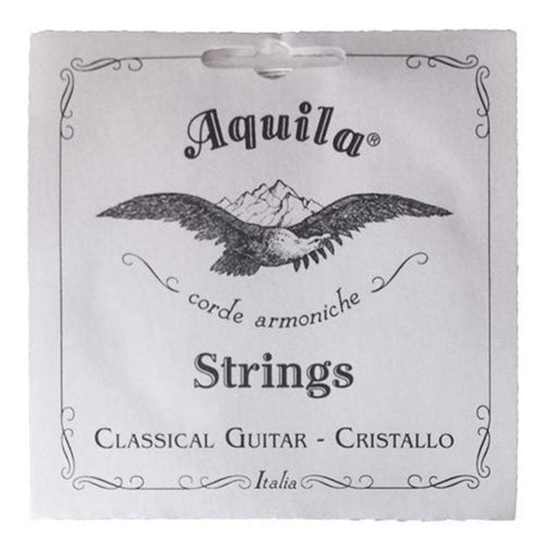 AQUILA-131C-Aquila Cristallo Classical Guitar Strings (Normal Tension)-Living Music