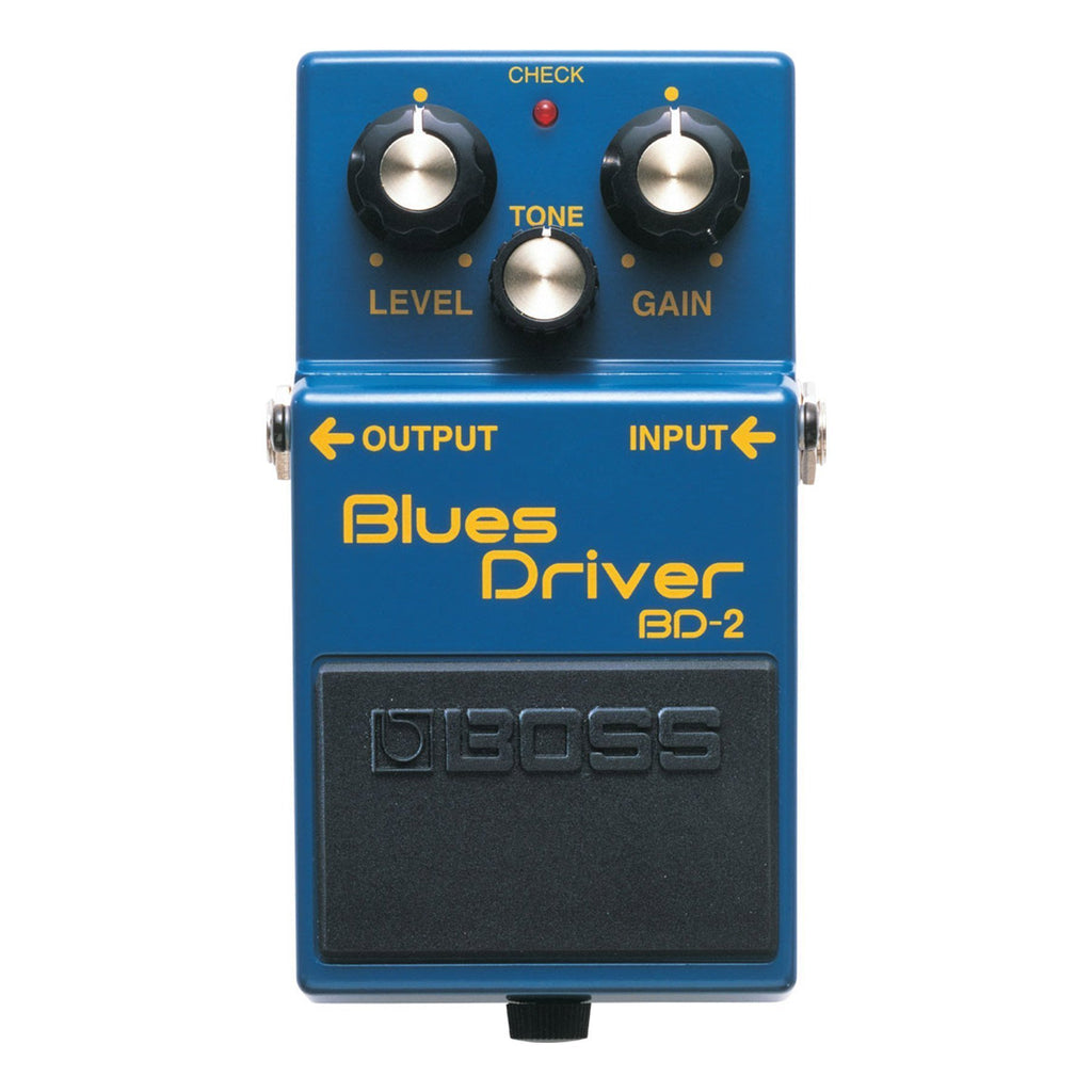 BD2-Boss BD-2 Blues Driver Guitar Effects Pedal-Living Music