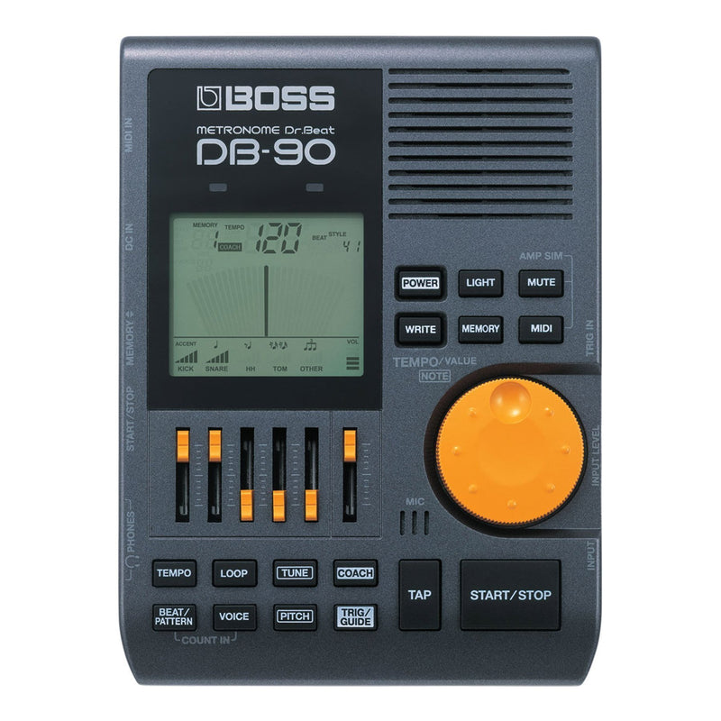 DB90-Boss DB-90 'Dr Beat' Digital Metronome-Living Music
