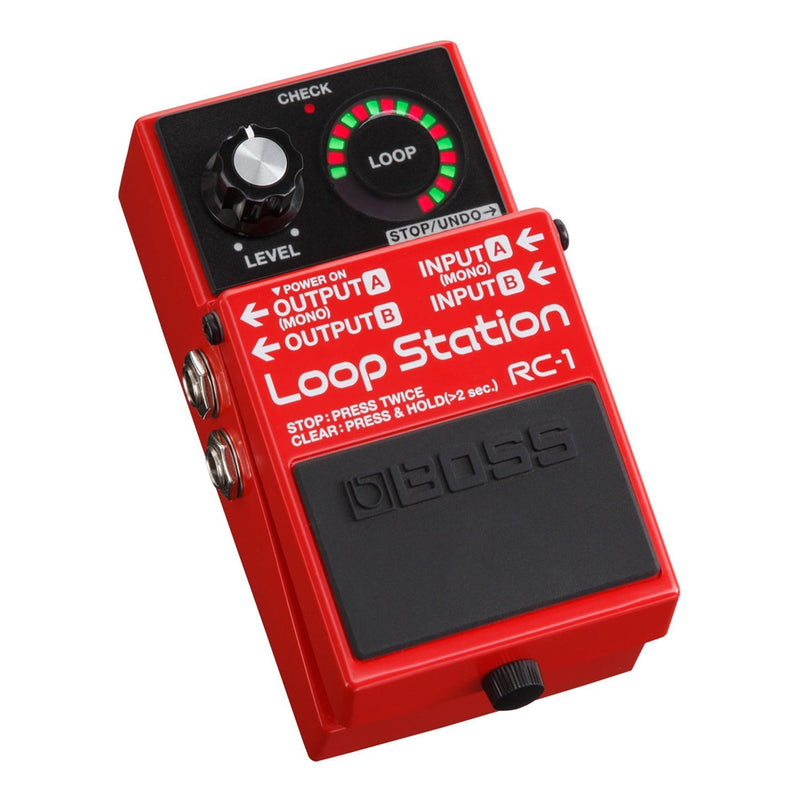 RC1-Boss RC-1 Loop Station Guitar Effects Pedal-Living Music