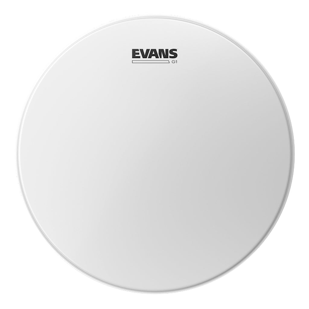 "B14G1-Evans G1 Single Ply Coated Drum Head 14""-Living Music"