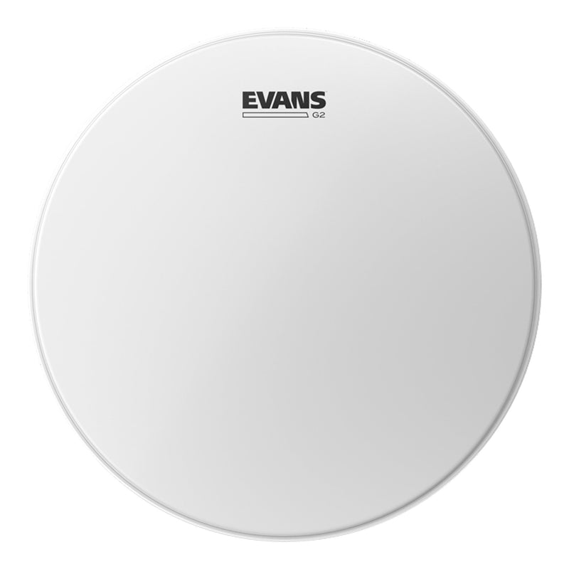 "B10G2-Evans 'G2' 2-Ply Coated Drum Head (10"")-Living Music"