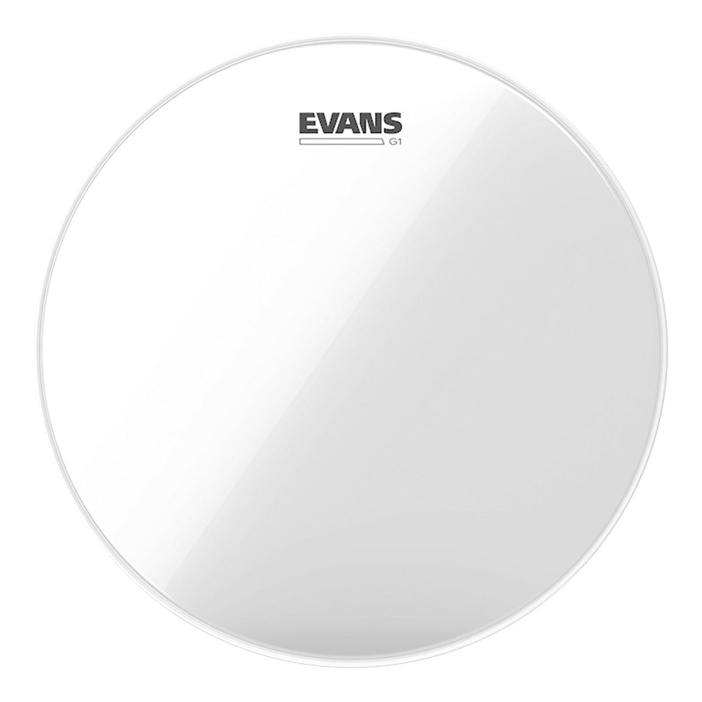 "B14DRY-Evans GENERA DRY Single Ply Coated Snare Drum Head 14""-Living Music"