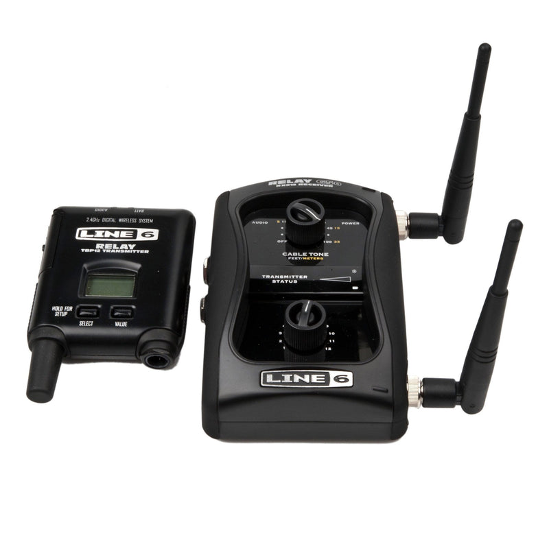 G50-RELAY-Line 6 Relay G50 Digital Wireless Guitar System-Living Music
