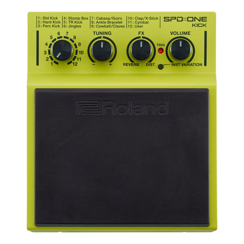 SPD1K-Roland SPD:ONE KICK Percussion Pad-Living Music