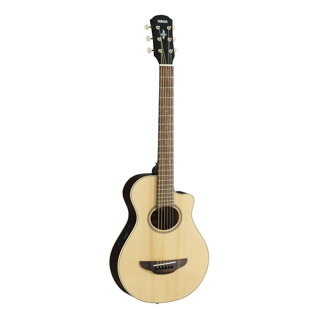 APXT2NT-Yamaha APXT2 3/4 Size Traveller Acoustic-Electric Guitar w/ Gig Bag (Natural)-Living Music