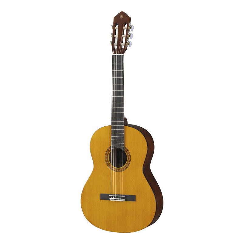 CS40//02-Yamaha CS40 3/4 Size Beginner Classical Guitar (Natural)-Living Music