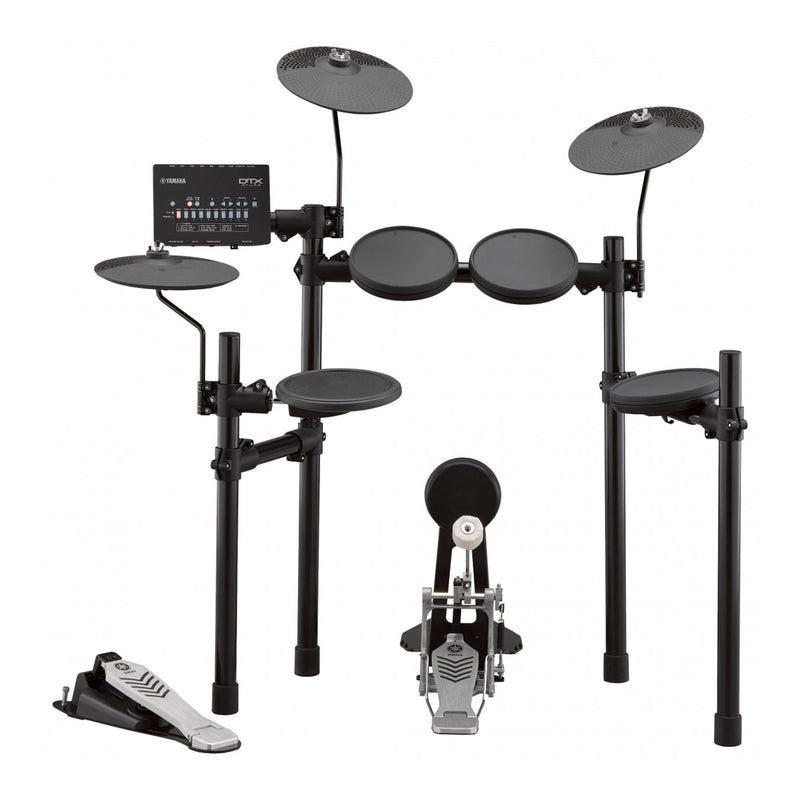 DTX452KPLUS-Yamaha DTX452K Electronic Drum Kit-Living Music