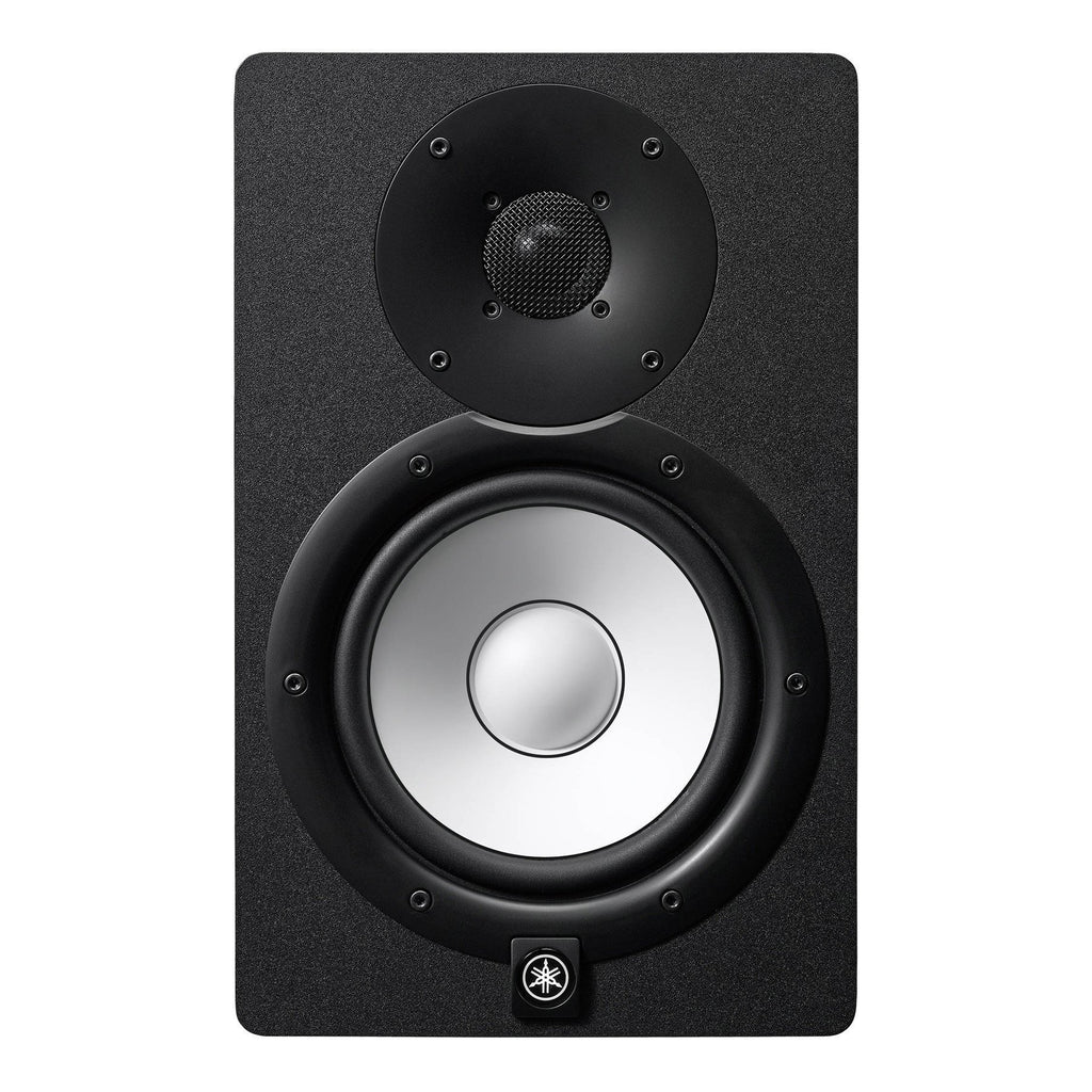 "HS7-Yamaha 'HS7' 7"" Active Studio Monitor (Single)-Living Music"