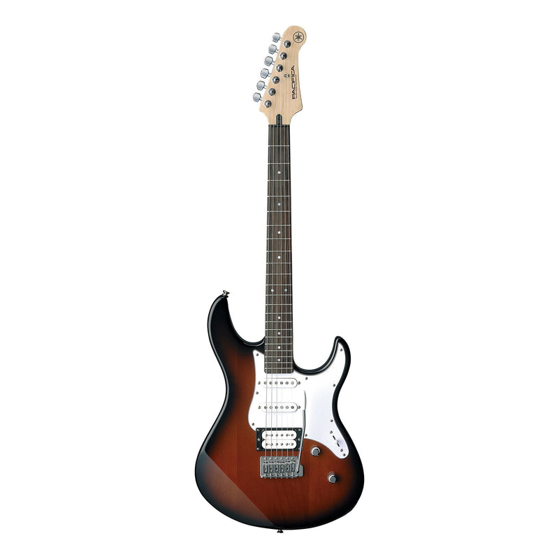 PAC112VOVS-Yamaha PAC112V Pacifica Electric Guitar (Old Violin Sunburst)-Living Music