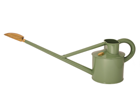 Haws 1L Watering Can  Duck Egg Blue