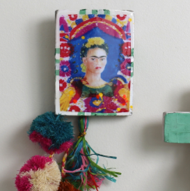 Mini Tile Frida Fiesta