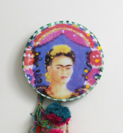 Mini Porthole Fiesta Frida