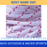 Double Braid Polyester Marine Rope (100M Roll)