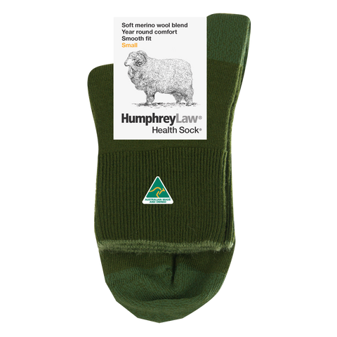HUMPHREY LAW - 86B FINE MERINO WOOL