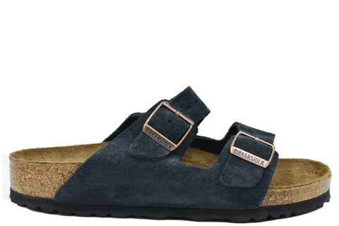 BIRKENSTOCK - ARIZONA - REGULAR - SUEDE LEATHER - SOFT FOOTBED