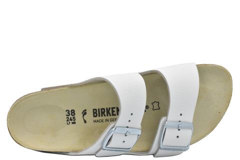 BIRKENSTOCK - ARIZONA - NARROW - SMOOTH LEATHER