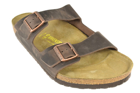 BIRKENSTOCK - ARIZONA - REGULAR - OILED LEATHER