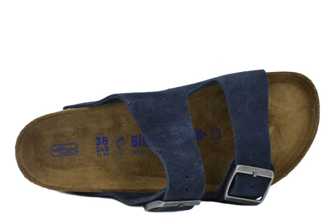 BIRKENSTOCK - ARIZONA - REGULAR - SUEDE - SOFT FOOTBED