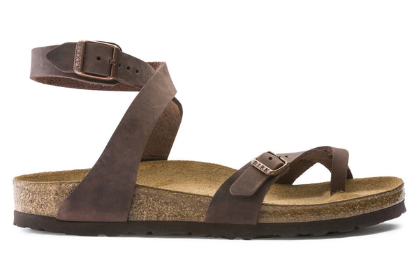 BIRKENSTOCK - YARA - NARROW - OILED LEATHER