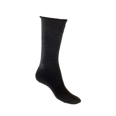 LAFITTE - THICK KNIT 95% COTTON - LOOSE TOP SOCK