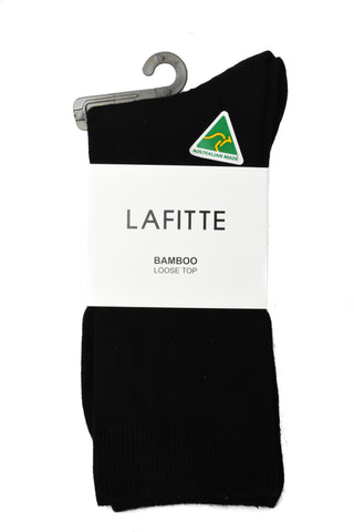 LAFITTE - BAMBOO BUSINESS SOCK LOOSE TOP