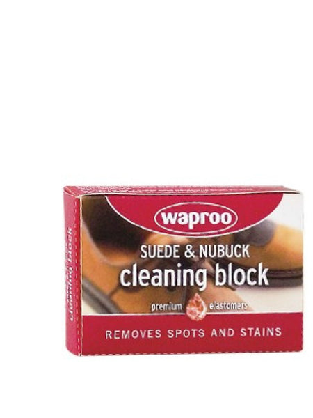 WAPROO - SUEDE AND NUBUCK CLEANING BLOCK
