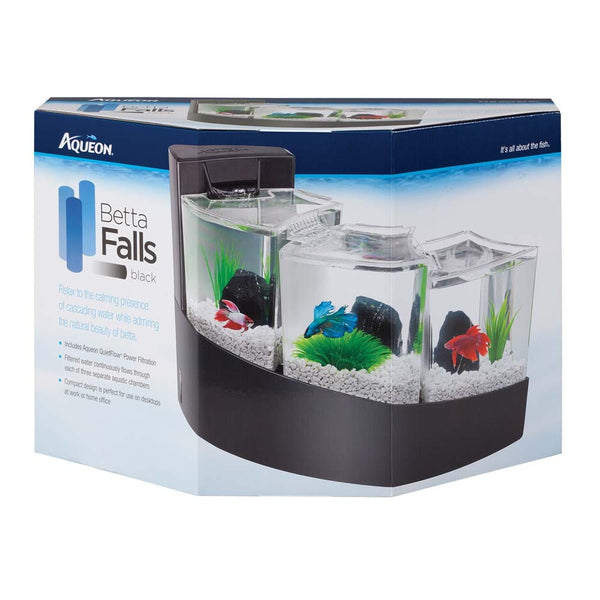 Aqueon Betta Falls Aquarium Kit - Bay Bridge Aquarium and Pet
