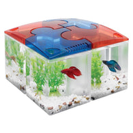 Aqueon Betta Puzzle Aquarium Kit - Bay Bridge Aquarium and Pet