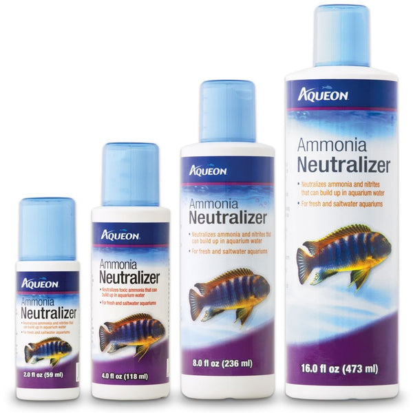 Aqueon Ammonia Neutralizer - Bay Bridge Aquarium and Pet