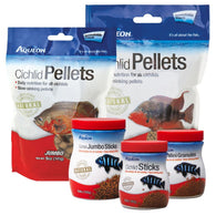 Aqueon Cichlid Pellets - Bay Bridge Aquarium and Pet