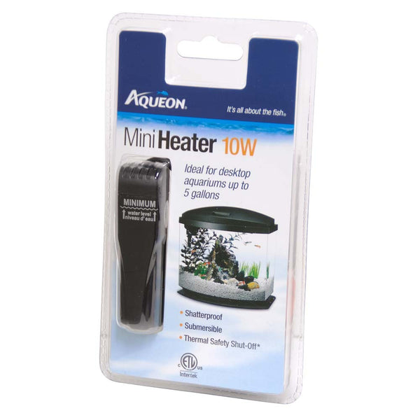 Aqueon Mini Heater - Bay Bridge Aquarium and Pet