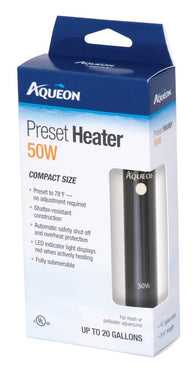 Aqueon Preset Heater - Bay Bridge Aquarium and Pet