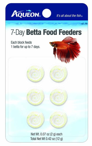 Aqueon Betta Food Feeder - Bay Bridge Aquarium and Pet