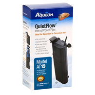 Aqueon QuietFlow Internal Power Filter - Bay Bridge Aquarium and Pet