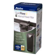 Aqueon QuietFlow E Internal Power Filter - Bay Bridge Aquarium and Pet