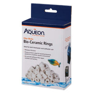 Aqueon Bio-Ceramic Ring Filter Media - Bay Bridge Aquarium and Pet