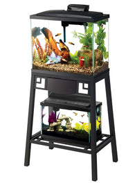 Aqueon Forge Metal Aquarium Stand - Bay Bridge Aquarium and Pet