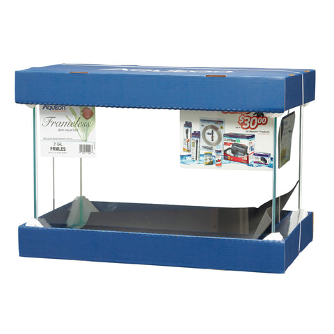 Aqueon Frameless Aquarium - Bay Bridge Aquarium and Pet