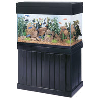 Aqueon Classic Pine Stand - Bay Bridge Aquarium and Pet