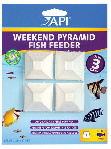 API Pyramid Fish Feeder - Bay Bridge Aquarium and Pet