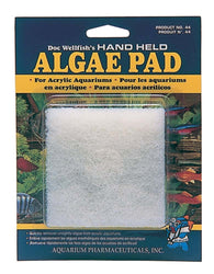 API Doc Wellfish's Hand Held Algae Pad - Bay Bridge Aquarium and Pet